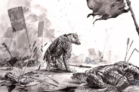 samurai animals 死闘編 最終シーン
